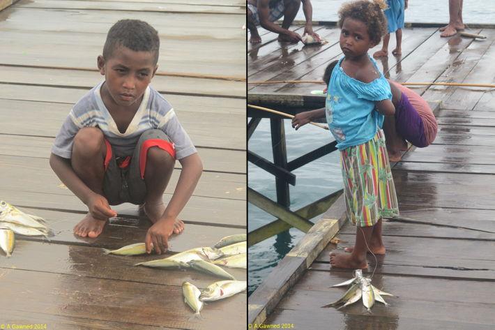 Little fishers